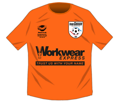 Workwear Express SAFC shirt